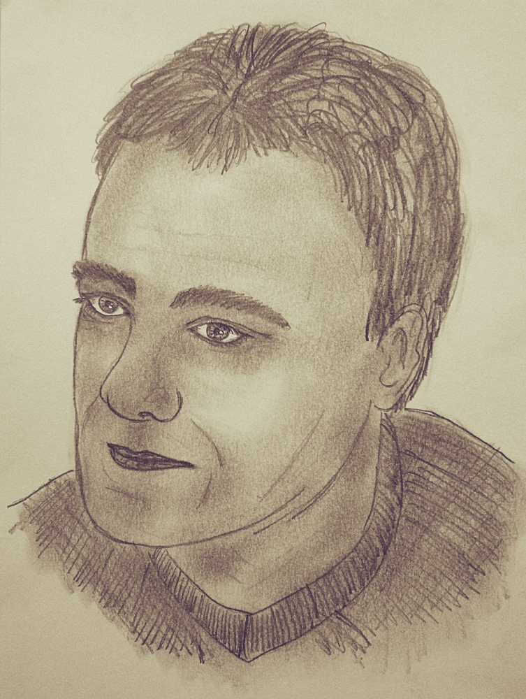 David Hewlett by kendzik